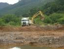 Obras Civis para Barragem do Jirau