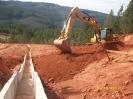 Obras de Recuperação de Areas Degradas na região do Alcindo Vieira
